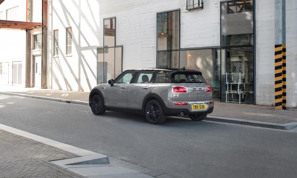 Mini Clubman Black Pack - rear