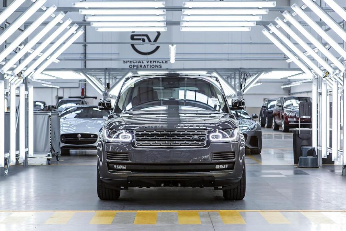March Sees Uk Car Manufacturing At Record High The Car