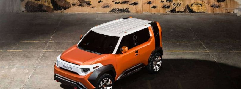 Toyota FT-4X concept (The Car Expert)