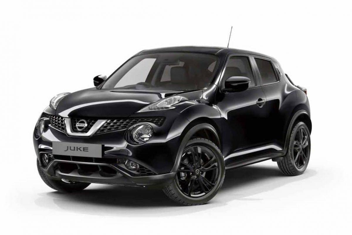 Nissan Juke Tekna Pulse and Juke N-Connecta Style
