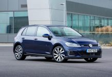 Volkswagen Golf GTE facelift 2017 (The Car Expert)