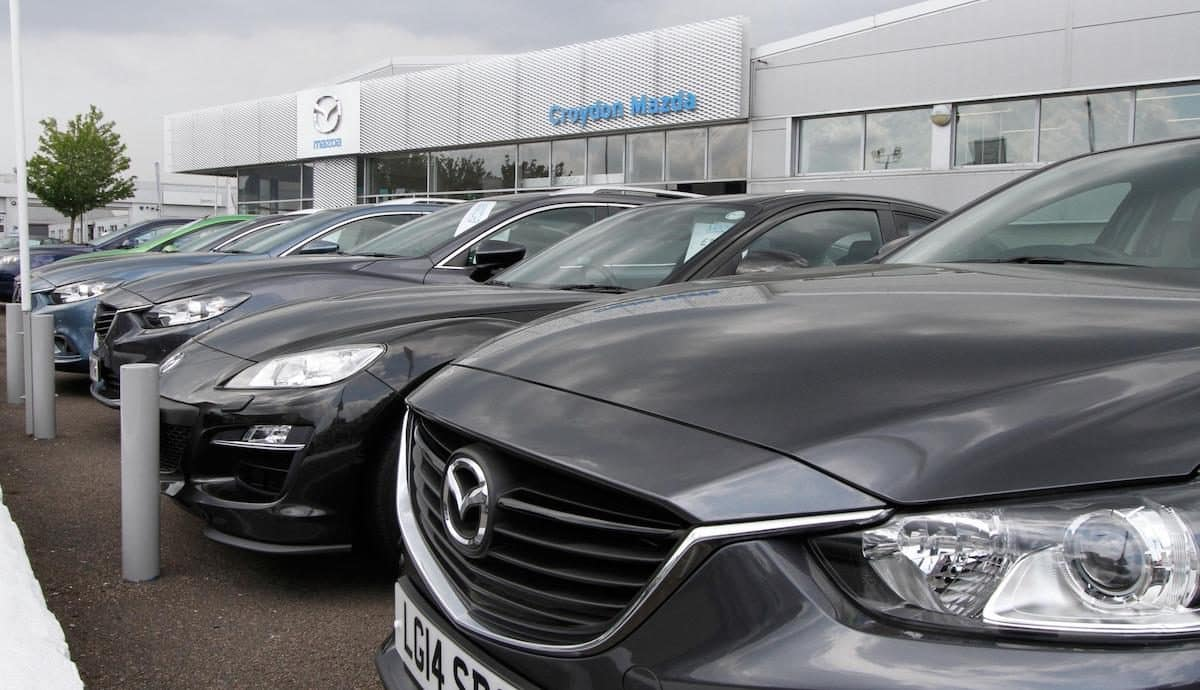 Used car sales hit a record high in Q1 2017