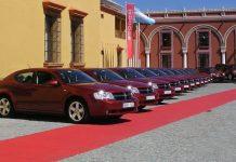 Dodge Avenger launch 2007