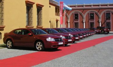 Dodge Avenger launch 2007