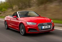 Audi A5 Cabriolet review 2017 (The Car Expert)