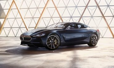 BMW Concept 8 Series front 34
