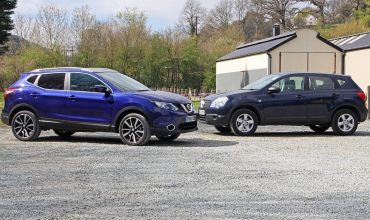 Nissan Qashqai - 2008 vs 2017 | The Car Expert