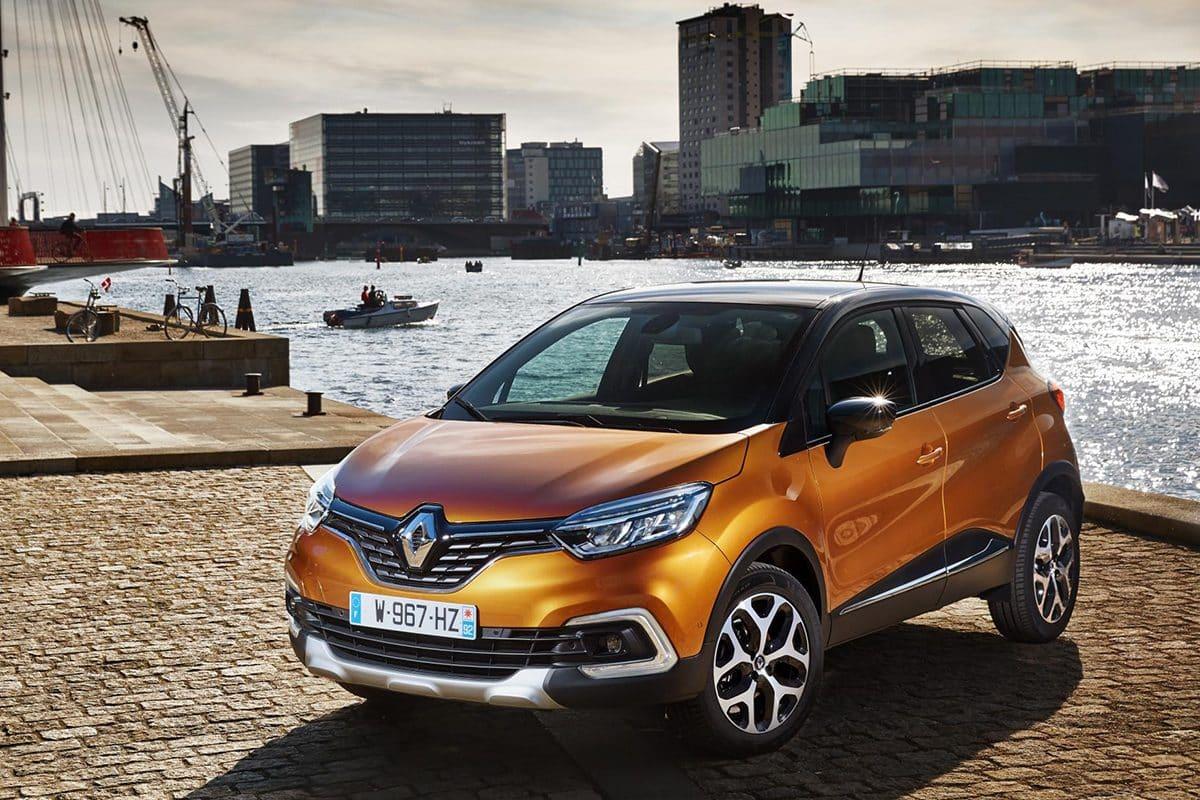 Updates to best-selling Renault Captur