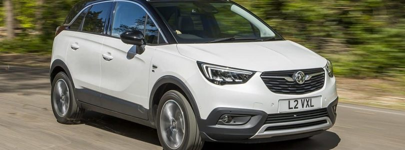 Vauxhall Crossland X review 2017 | The Car Expert