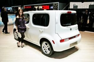 Nissan Cube (The Car Expert)
