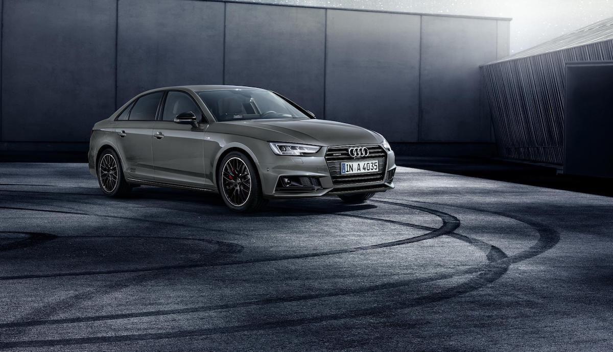 Audi A4 Black Edition saloon