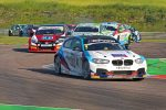 BTCC BMW Thruxton
