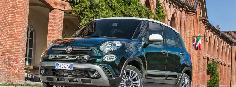 Fiat 500L update (The Car Expert)