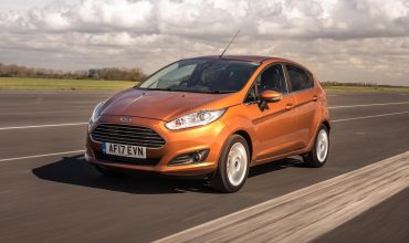 Ford Fiesta - market leader yet again in April 2017