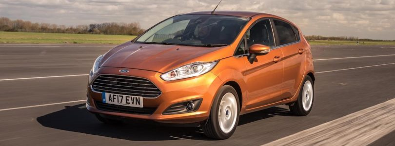 Ford Fiesta - market leader yet again in April 2017