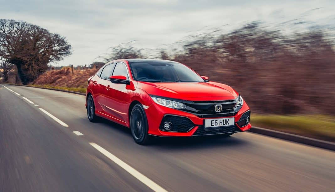 Honda Civic review 2017   The Car Expert
