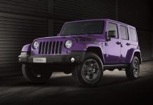 Jeep Wrangler Night Eagle (The Car Expert)