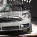 MINI Countryman scores a five-star Euro NCAP rating