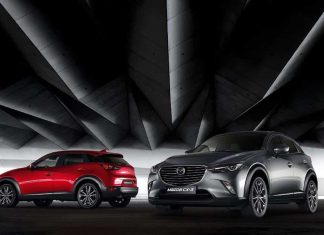 New tech and GT Sport for Mazda CX-3 range (The Car Expert)