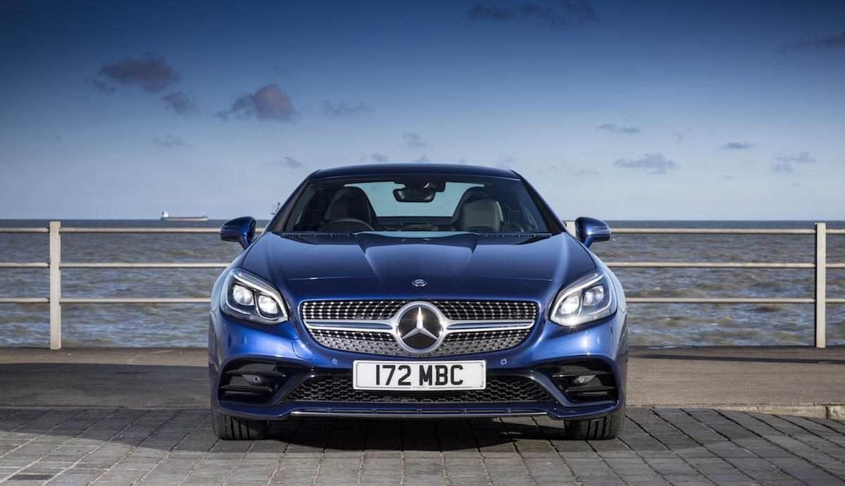 Mercedes-Benz adds petrol model to SLC range (The Car Expert)