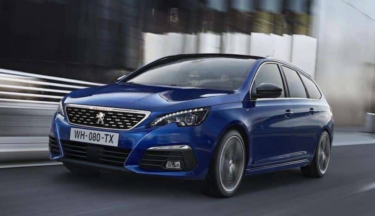 Updated Peugeot 308 gets new safety tech (The Car Expert)