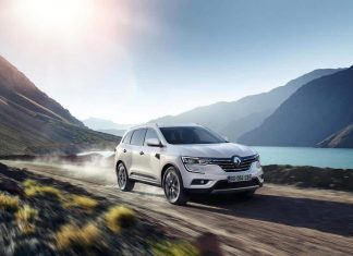 Pricing and specification for new Renault Koleos (The Car Expert)