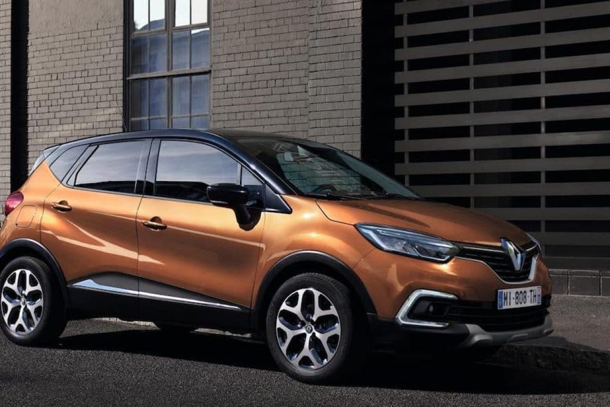 Renault's new Captur (The Car Expert)