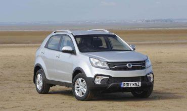 SsangYong revamps Korando SUV (The Car Expert)