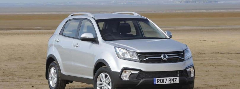 SsangYong revamps Korando SUV (The Car Expert)