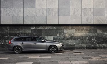 Lux upgrade for Volvo V60 Business Edition (The Car Expert)