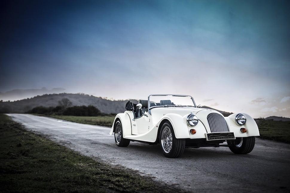 Morgan Roadster - front | The Car Expert