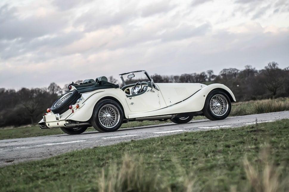 Morgan Roadster - side | The Car Expert