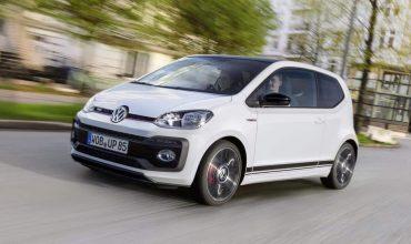 Volkswagen up! GTI concept (The Car Expert)