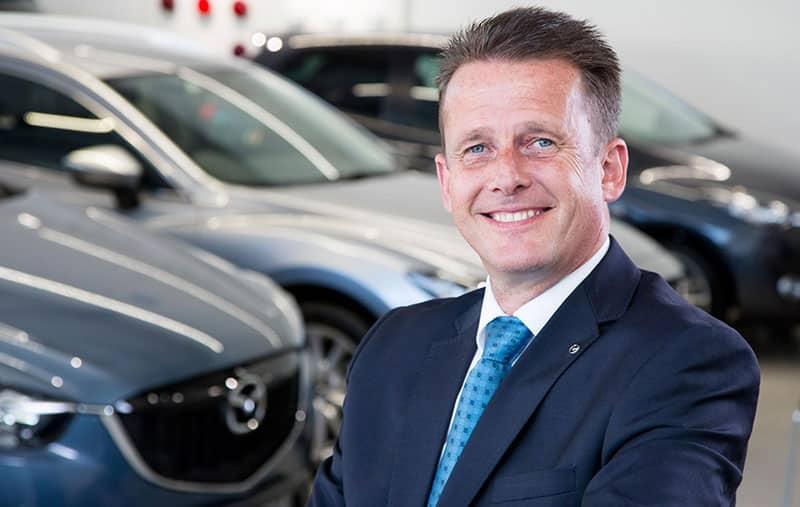 Mazda Jeremy Thomson