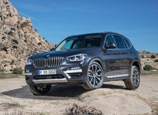 BMW X3 front 34