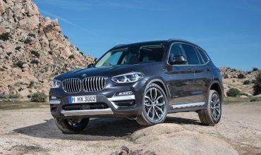 BMW X3 front 34