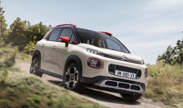Citroen C3 Aircross dynamic