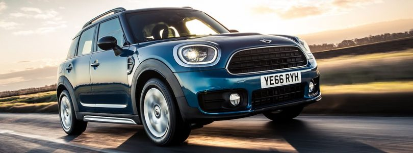 MINI Countryman review 2017 (The Car Expert)