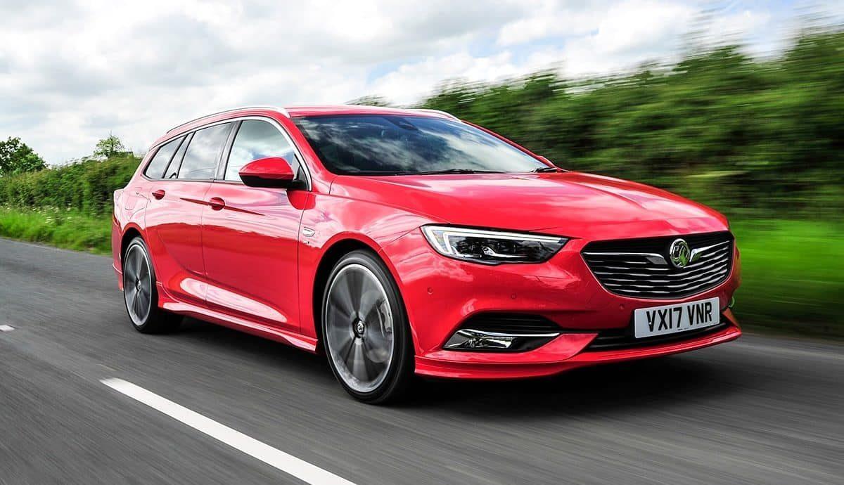 Vauxhall Insignia Sport Tourer review 2017 | The Car Expert