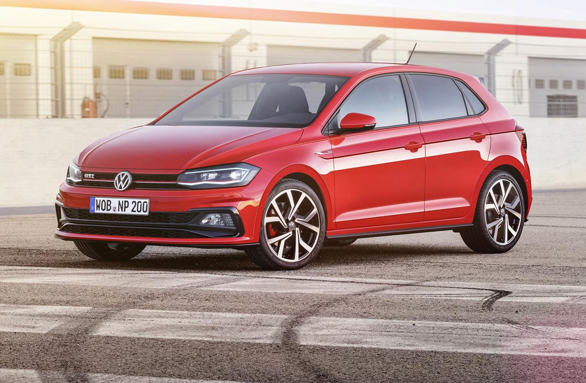 Sixth-gen Volkswagen Polo revealed