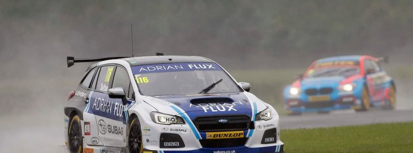 BTCC qualifying cancelled after 11-car crash – UPDATED