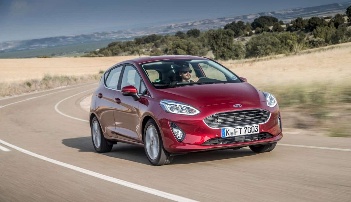 Ford Fiesta Titanium review 2017 (The Car Expert)