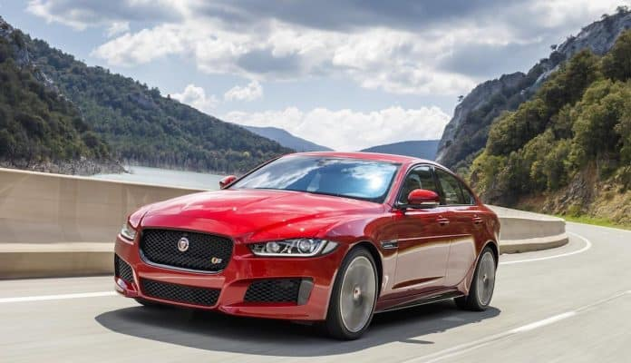 The Jaguar XE benefits from an expanded Ingenium engine range