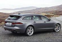 Jaguar XF Sportbrake unveiled (The Car Expert)