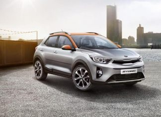 Kia Stonic unveiled (The Car Expert)