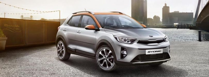 Kia Stonic unveiled (The Car Expert)