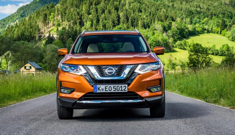 New tech for updated Nissan X-Trail