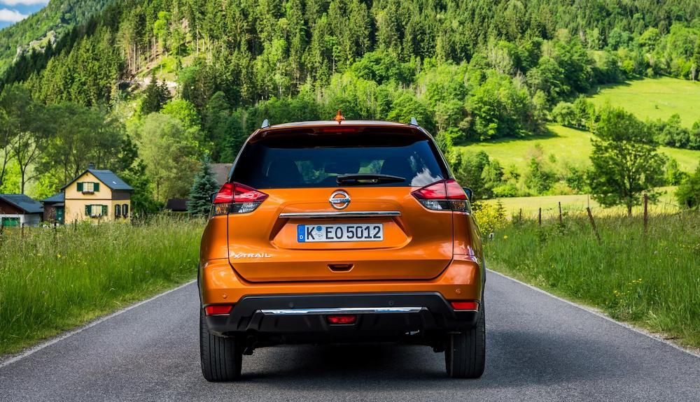 New Tech For Updated Nissan X Trail The Car Expert