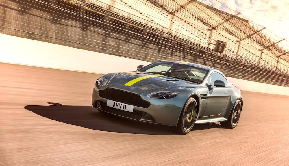 Aston Martin Vantage AMR V8