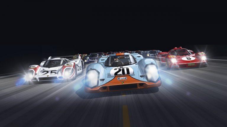 Steve McQueen in Le Mans – the graphic novel